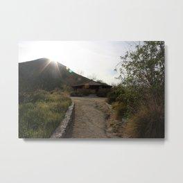 Road to Paradise Metal Print