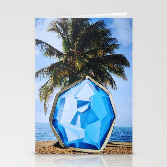 Blue Hawaiian Stationery Cards