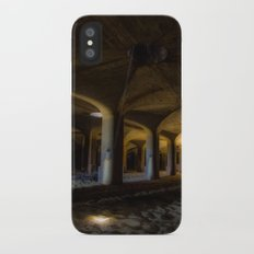 Time passing in the cells Slim Case iPhone X