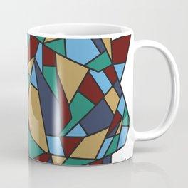 Crystal Lines Coffee Mug