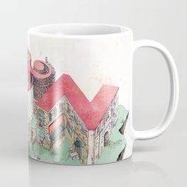 Meghan + Nicholas  Coffee Mug