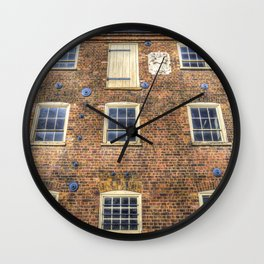 Georgian London Wall Clock