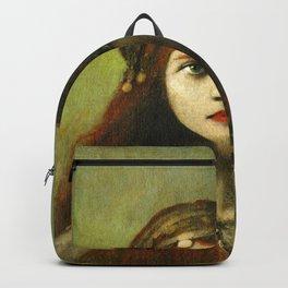 Pre-Raphaelite Celt Backpack