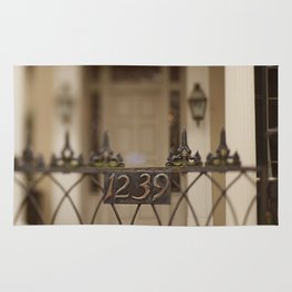 New Orleans 1239 Gate Rug