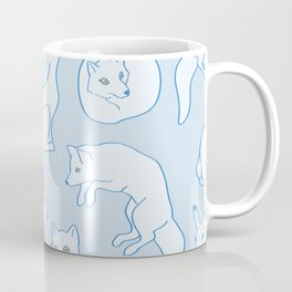 Arctic Pattern Coffee Mug
