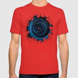 Eye of the cyclone T-shirt