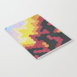 Nebula Hex Notebook