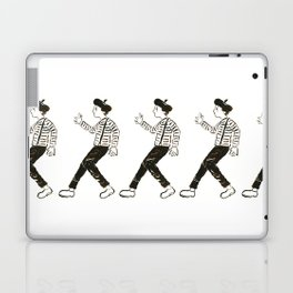 Talkless Man Laptop & iPad Skin