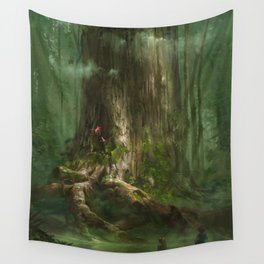Secret of Mana Wall Tapestry