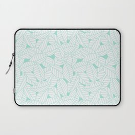 Leaves in Ocean Laptop Sleeve