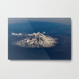 Pacific_Northwest Aerial View III Metal Print