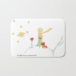 The Little Prince, on asteroid Bath Mat