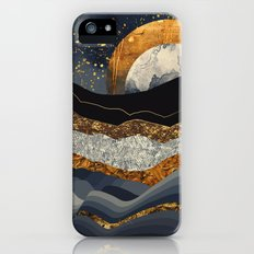 Metallic Mountains Slim Case iPhone (5, 5s)