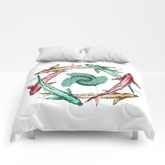 Circle Comforters