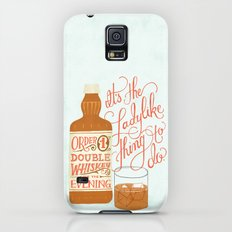 Some Good Advice Slim Case Galaxy S5