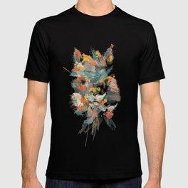 + Watercolor Alpaca + T-shirt
