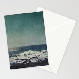 emerAld oceAn Stationery Cards