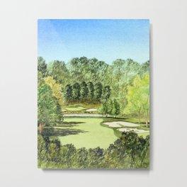 Glen Abbey Golf Course Canada Metal Print
