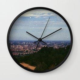 Analog series: Bologna Wall Clock