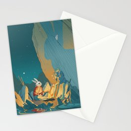 Master and student Stationery Cards