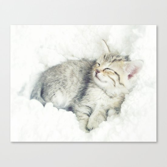 Sweet Dreams Canvas Print