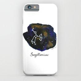 Sagittarius iPhone Case