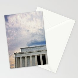 Dramatic Background Stationery Cards