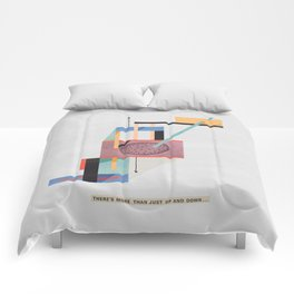 Up and Down Comforters