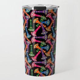 I Dream Of Bottles Travel Mug