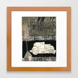 Crystal City 06-30-10a Framed Art Print