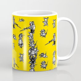ASSOCIATIVE DRAWING Coffee Mug