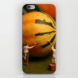 Nature's Painters iPhone Skin