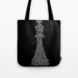 King Pin Tote Bag