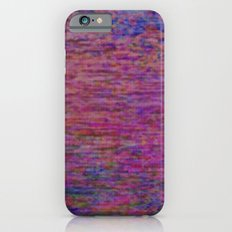 23-02-45 (Pink Lady Glitch) iPhone 6s Slim Case