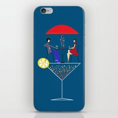 Cocktail iPhone & iPod Skin