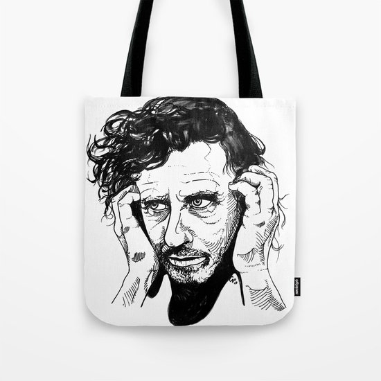 """Mulcahy"" by Cap Blackard Tote Bag"