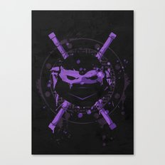 Donatello Turtle Canvas Print