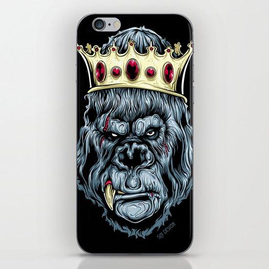 KONG iPhone & iPod Skin