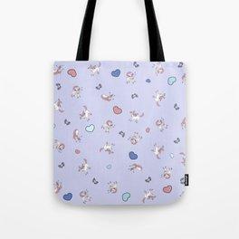 Sylveon Lilac Print Tote Bag