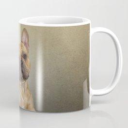 Drawing dog French Bulldog Coffee Mug