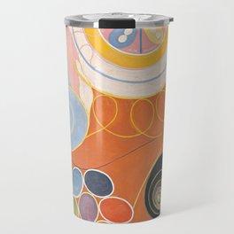 Hilma Af Klint Group IV No 3 Travel Mug