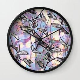 Sun Spots Wall Clock