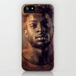 Isaiah Rashad iPhone Case