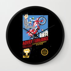 Adventurebike Wall Clock