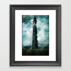 The Dark Tower Framed Art Print
