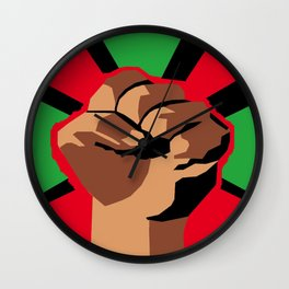 For the People Wall Clock
