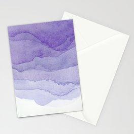 Lavender Flow Stationery Cards