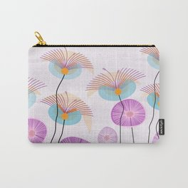 Weird Blooms Carry-All Pouch