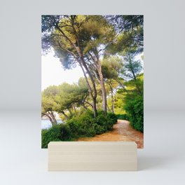 The Walk Mini Art Print