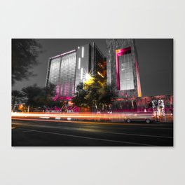 Chandler Court Hall Canvas Print
